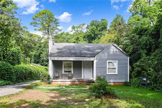 327 Hammond Drive, Griffin, GA 30224 (MLS #6912747) :: Tonda Booker Real Estate Sales