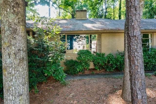 3619 Old Ivy Lane, Atlanta, GA 30342 (MLS #6912832) :: RE/MAX Paramount Properties