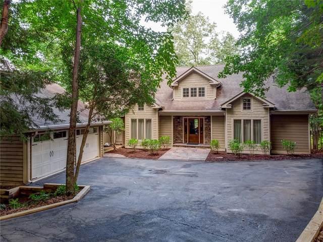 156 Green Heron Point, Big Canoe, GA 30143 (MLS #6912850) :: North Atlanta Home Team