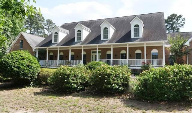 1323 Temple Johnson Road, Loganville, GA 30052 (MLS #6912851) :: North Atlanta Home Team