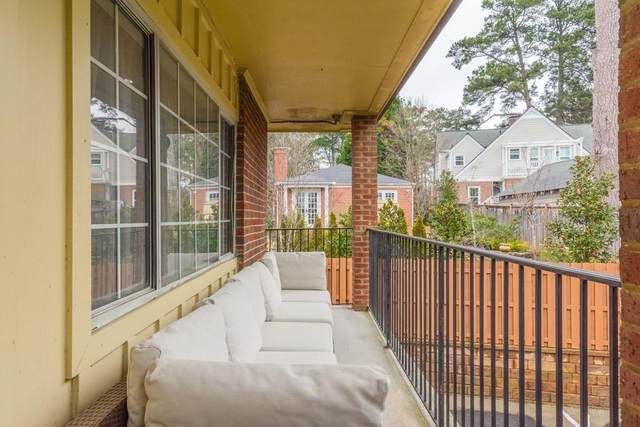 1705 Monroe Drive NE C12, Atlanta, GA 30324 (MLS #6912855) :: Virtual Properties Realty