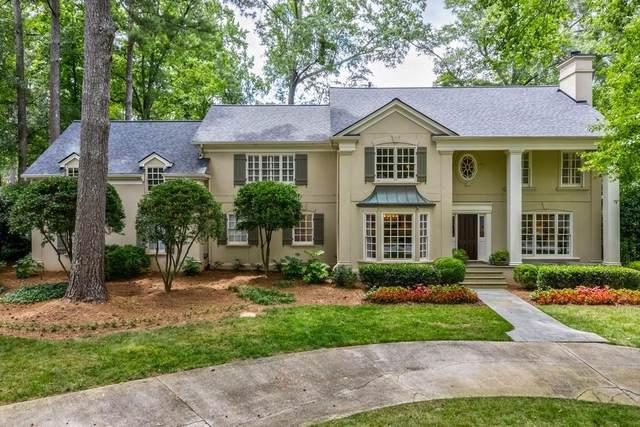 3436 Valley Road NW, Atlanta, GA 30305 (MLS #6912921) :: Compass Georgia LLC