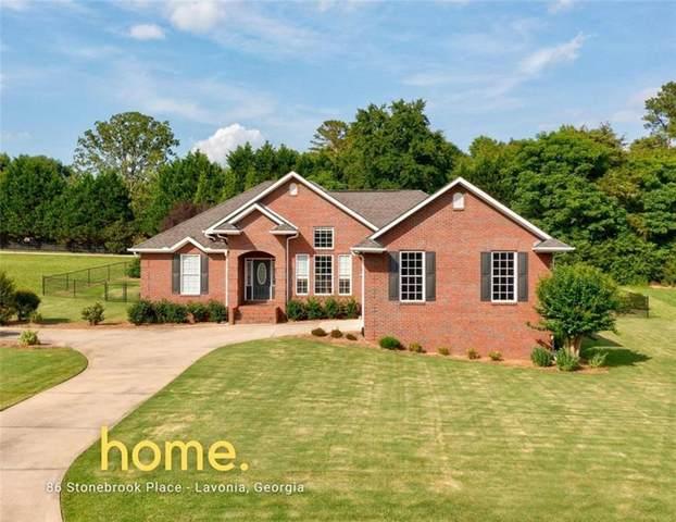 86 Stonebrook Place, Lavonia, GA 30553 (MLS #6912942) :: Path & Post Real Estate