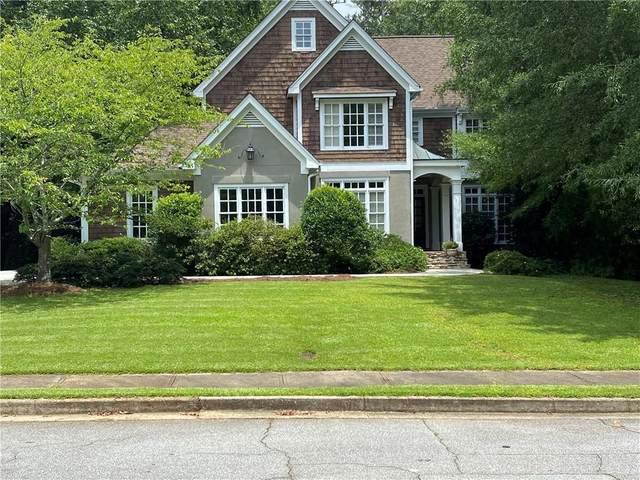 5169 Sheridan Lane, Dunwoody, GA 30338 (MLS #6913006) :: North Atlanta Home Team