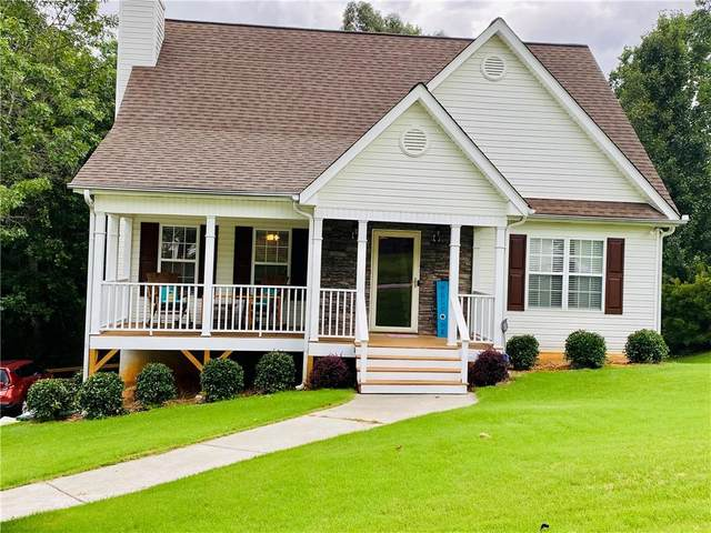 87 Clear Brook Trail, Douglasville, GA 30134 (MLS #6913038) :: North Atlanta Home Team