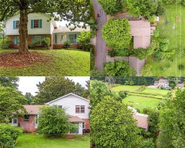 1467 Holly Bank Circle, Atlanta, GA 30338 (MLS #6913048) :: North Atlanta Home Team