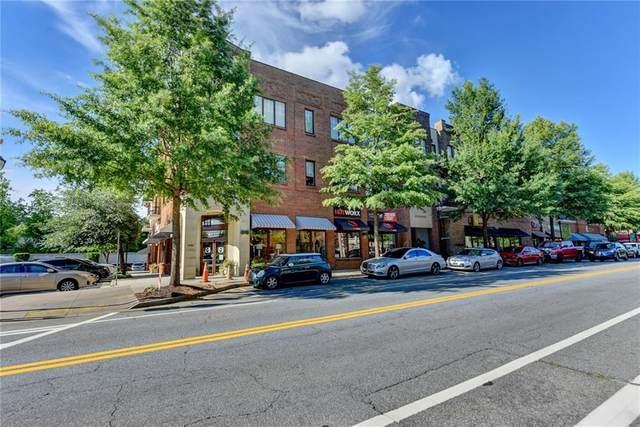 1430 Dresden Drive B235, Brookhaven, GA 30319 (MLS #6913050) :: Atlanta Communities Real Estate Brokerage