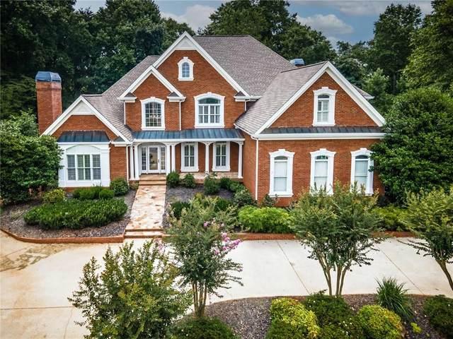 3525 Lake Breeze Lane, Gainesville, GA 30506 (MLS #6913060) :: Todd Lemoine Team