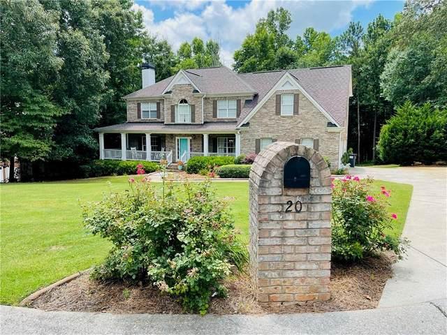 20 Summer Ridge Drive, Villa Rica, GA 30180 (MLS #6913080) :: North Atlanta Home Team