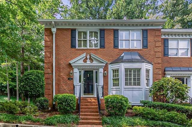 5409 Trentham Drive, Atlanta, GA 30338 (MLS #6913087) :: AlpharettaZen Expert Home Advisors