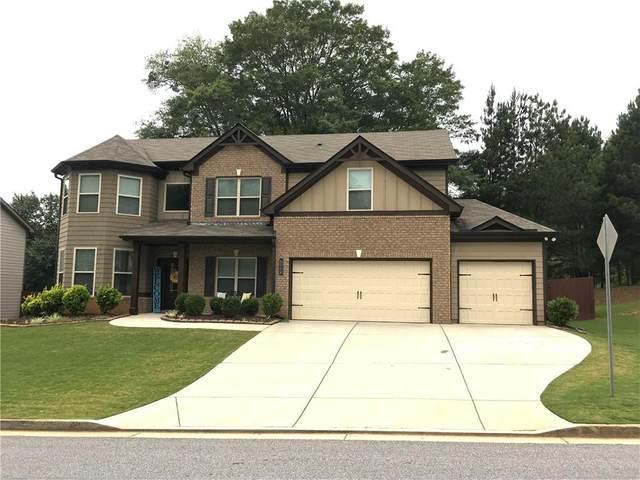 6680 Whitebark Drive, Dawsonville, GA 30534 (MLS #6913137) :: Scott Fine Homes at Keller Williams First Atlanta