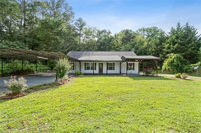 382 N Sequoyah Circle NE, Calhoun, GA 30701 (MLS #6913186) :: North Atlanta Home Team