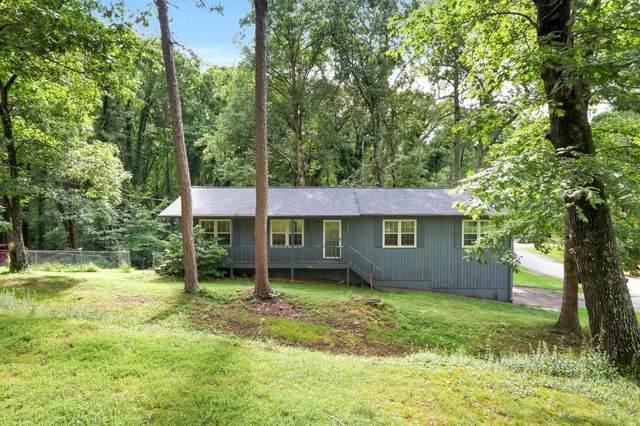 118 Riverlake Dr, Woodstock, GA 30188 (MLS #6913232) :: The Kroupa Team | Berkshire Hathaway HomeServices Georgia Properties