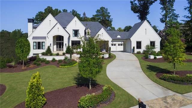 10210 Cedar Ridge Drive, Milton, GA 30004 (MLS #6913234) :: North Atlanta Home Team