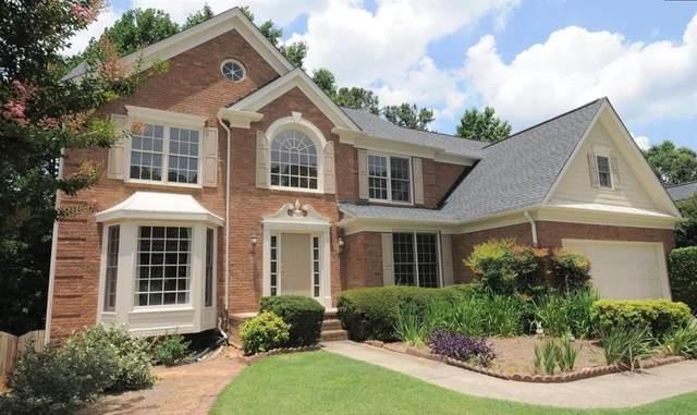 4980 Cinnabar Drive, Alpharetta, GA 30022 (MLS #6913247) :: North Atlanta Home Team