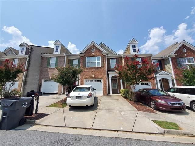 1729 Coleville Oak Lane, Lawrenceville, GA 30046 (MLS #6913248) :: North Atlanta Home Team