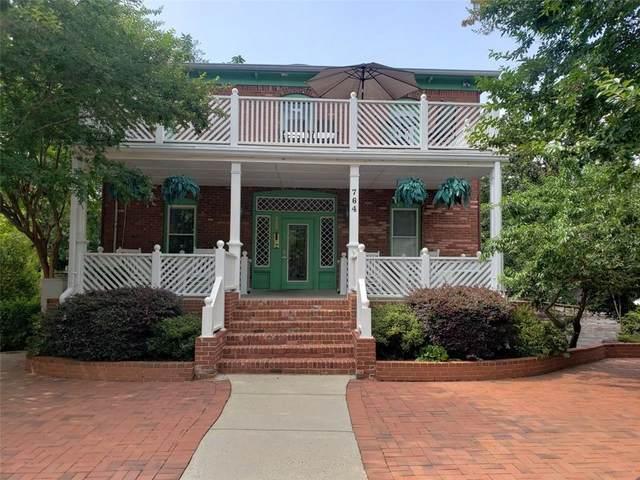 764 Edgewood Avenue NE #1, Atlanta, GA 30307 (MLS #6913275) :: RE/MAX Paramount Properties