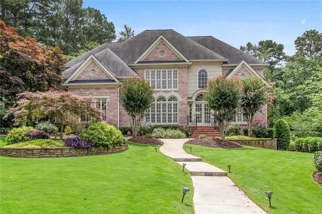 9575 Nesbit Lakes Drive, Alpharetta, GA 30022 (MLS #6913406) :: AlpharettaZen Expert Home Advisors