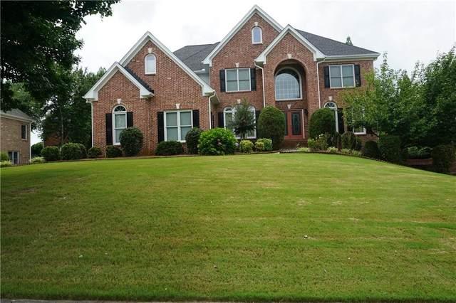 1431 Threepine Place SW, Lilburn, GA 30047 (MLS #6913407) :: Charlie Ballard Real Estate