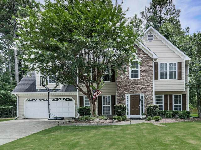 6308 Cheatham Lake Drive NW, Acworth, GA 30101 (MLS #6913433) :: North Atlanta Home Team