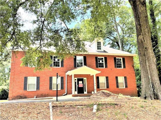 275 Lee Street, Fayetteville, GA 30214 (MLS #6913448) :: Dawn & Amy Real Estate Team