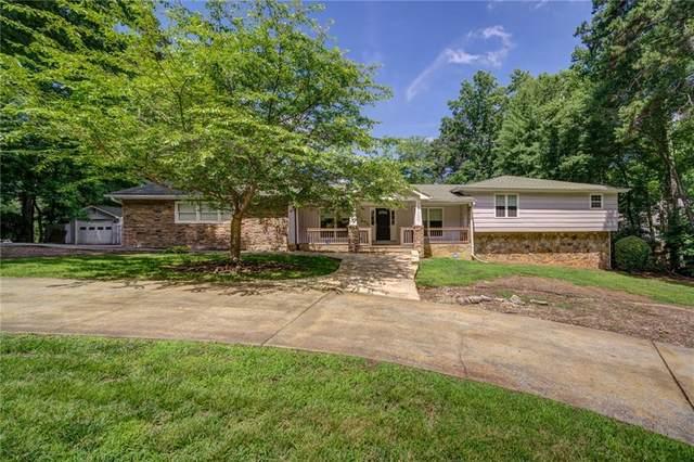 1681 Beaumont Drive NW, Kennesaw, GA 30152 (MLS #6913450) :: North Atlanta Home Team