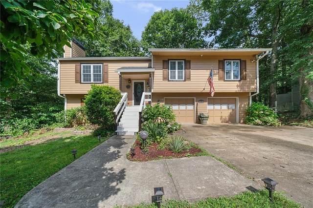 166 Riverchase Drive, Woodstock, GA 30188 (MLS #6913470) :: Todd Lemoine Team