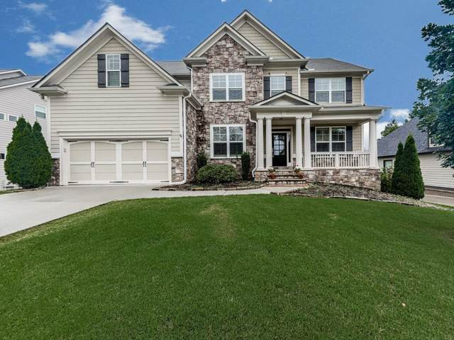 59 Angel Oak Trail, Dallas, GA 30132 (MLS #6913517) :: AlpharettaZen Expert Home Advisors