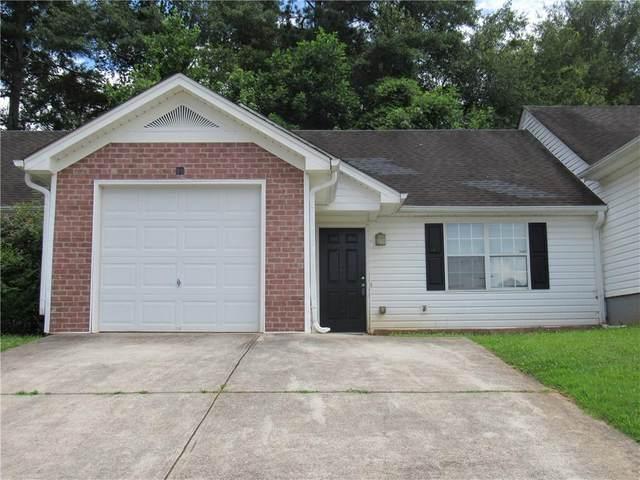 209 E Wilson Street #95, Villa Rica, GA 30180 (MLS #6913520) :: North Atlanta Home Team