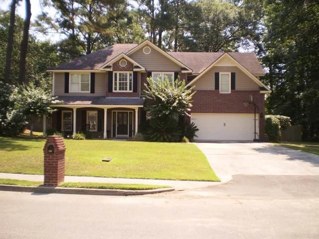 109 Knob Hill Road, Valdosta, GA 31602 (MLS #6913572) :: The Realty Queen & Team