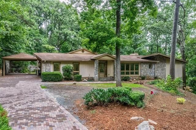 5259 Vernon Springs Trail, Atlanta, GA 30327 (MLS #6913578) :: North Atlanta Home Team