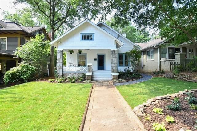 1259 Mclendon Avenue NE, Atlanta, GA 30307 (MLS #6913579) :: North Atlanta Home Team