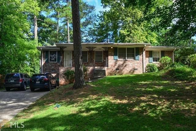 2150 Arlington Avenue, Atlanta, GA 30324 (MLS #6913617) :: North Atlanta Home Team