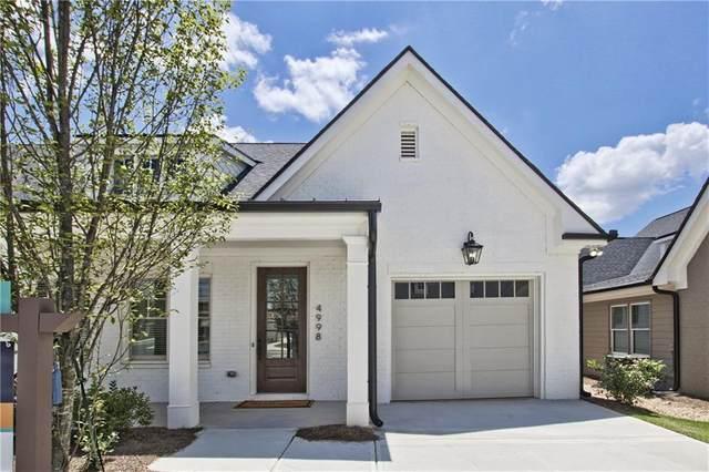 5209 Noble Village Way #53, Lilburn, GA 30047 (MLS #6913632) :: Good Living Real Estate