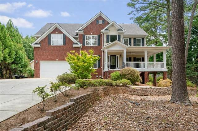 5195 Silver Creek Drive SW, Lilburn, GA 30047 (MLS #6913676) :: Maximum One Partners