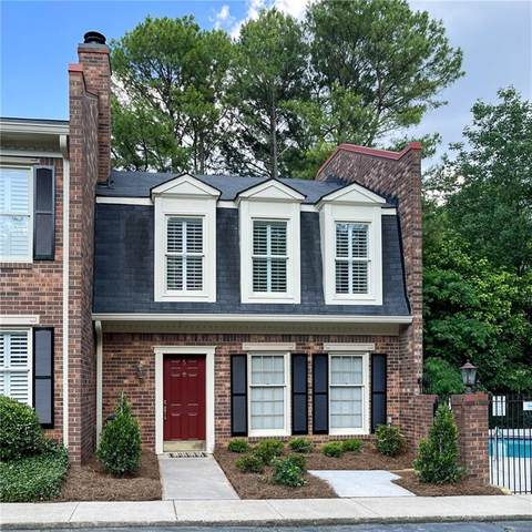 5 Walden Walk NE, Atlanta, GA 30342 (MLS #6913687) :: North Atlanta Home Team