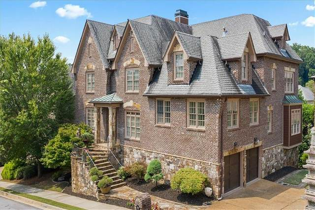 1796 Buckhead Lane NE, Brookhaven, GA 30324 (MLS #6913700) :: North Atlanta Home Team