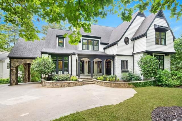 3303 Habersham Road, Atlanta, GA 30305 (MLS #6913701) :: North Atlanta Home Team