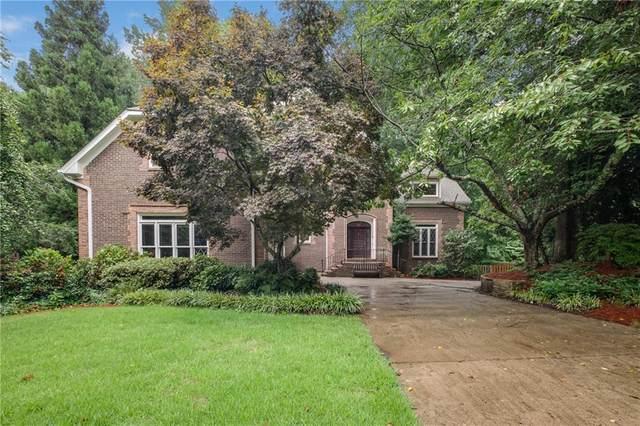 4250 Ramey Court, Peachtree Corners, GA 30092 (MLS #6913719) :: Scott Fine Homes at Keller Williams First Atlanta