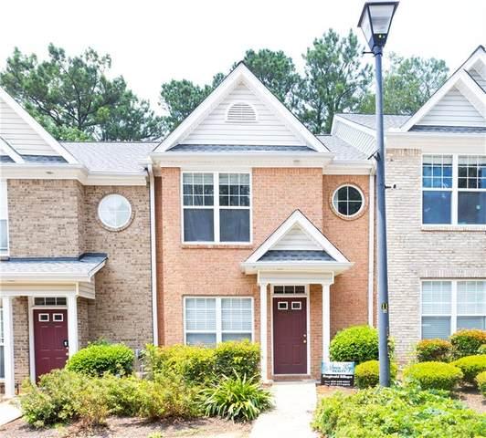 2033 Austin Park Circle, Decatur, GA 30032 (MLS #6913759) :: RE/MAX Paramount Properties