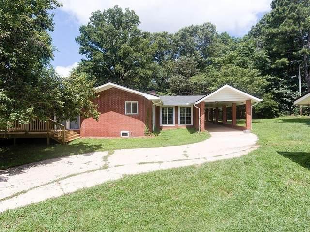 5215 Mount Zion Road, Waco, GA 30182 (MLS #6913840) :: North Atlanta Home Team