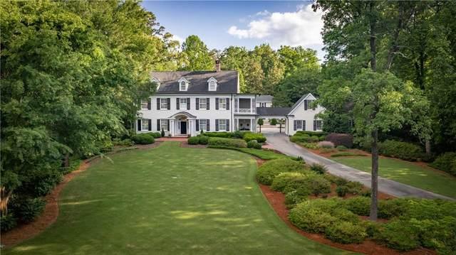 41 Muscogee Avenue NW, Atlanta, GA 30305 (MLS #6913848) :: The Kroupa Team | Berkshire Hathaway HomeServices Georgia Properties