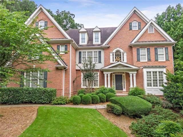 740 Culworth Manor, Alpharetta, GA 30022 (MLS #6913880) :: North Atlanta Home Team