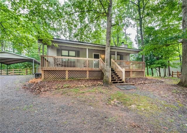 1379 Villa Drive, Ellijay, GA 30540 (MLS #6913887) :: North Atlanta Home Team