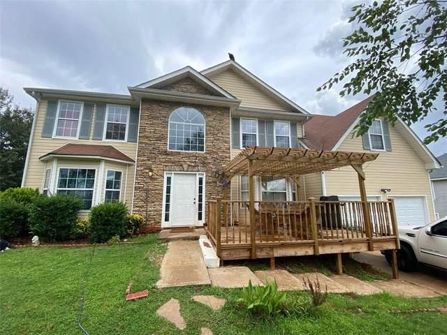 6100 Wurtenburg Lane, Stone Mountain, GA 30087 (MLS #6913978) :: North Atlanta Home Team