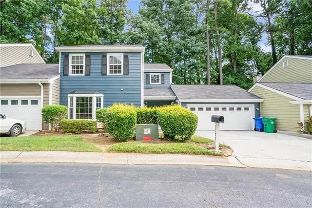 4571 Village Oaks Drive, Dunwoody, GA 30338 (MLS #6914003) :: Kennesaw Life Real Estate