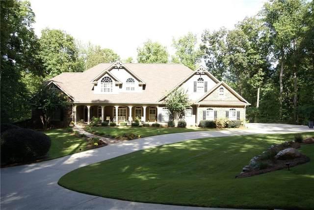 1526 Darby Ford Lane, Ball Ground, GA 30107 (MLS #6914015) :: North Atlanta Home Team
