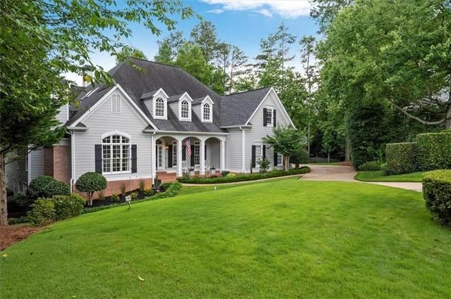 910 Newport Court, Alpharetta, GA 30005 (MLS #6914038) :: Charlie Ballard Real Estate
