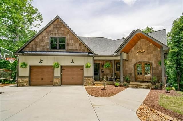 890 Garland Mountain Trail, Waleska, GA 30183 (MLS #6914046) :: North Atlanta Home Team