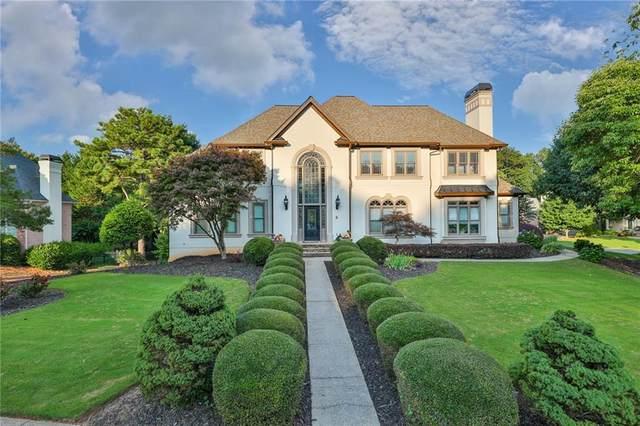12155 Meadows Lane, Alpharetta, GA 30005 (MLS #6914049) :: RE/MAX Paramount Properties